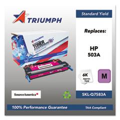 751000NSH0305 Remanufactured Q7583A (503A) Toner, Magenta