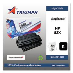 751000NSH0184 Remanufactured C4182X (82X) High-Yield Toner, Black