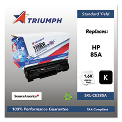 751000NSH1100 Remanufactured CE285A (85A) Toner, Black