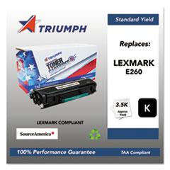 751000NSH1060 Remanufactured E260A11A (E260) Toner, Black