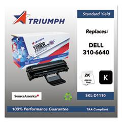 751000NSH1083 Remanufactured 310-6640 GC502 (1100) Toner, Black