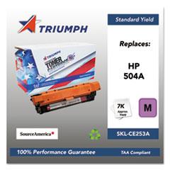 751000NSH0982 Remanufactured CE253A (504A) Toner, Magenta