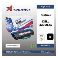 751000NSH1085 Remanufactured 330-2666 DM253 (2330D) High-Yield Toner, Black
