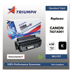 751000NSH0132 Remanufactured 7621A001AA (FX-7) Toner, Black