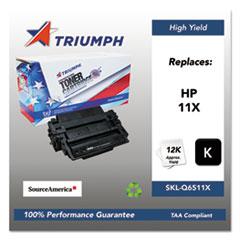 751000NSH0360 Remanufactured Q6511X (11X) High-Yield Toner, Black