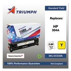 751000NSH0973 Remanufactured CC532A (304A) Toner, Yellow