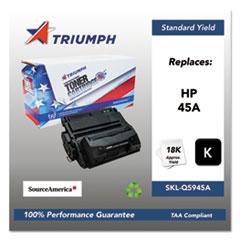 751000NSH0356 Remanufactured Q5945A (45A) Toner, Black