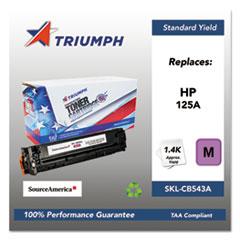 751000NSH0978 Remanufactured CB543A (125A) Toner, Magenta
