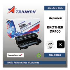 751000NSH0123 Remanufactured DR400 Drum Unit, Black