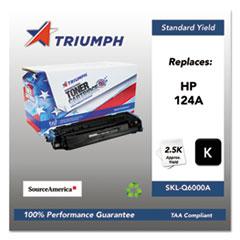 751000NSH0291 Remanufactured Q6000A (124A) Toner, Black