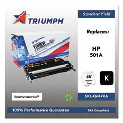 751000NSH0295 Remanufactured Q6470A (501A) Toner, Black