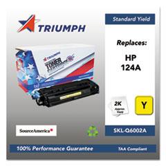 751000NSH0293 Remanufactured Q6002A (124A) Toner, Yellow