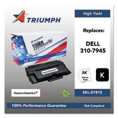 751000NSH1088 Remanufactured 310-7945 PF658 (1815DN) High-Yield Toner, Black