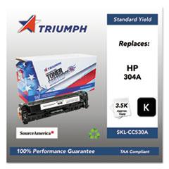 751000NSH0971 Remanufactured CC530A (304A) Toner, Black