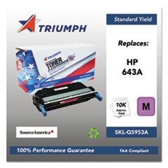 751000NSH0286 Remanufactured Q5953A (643A) Toner, Magenta