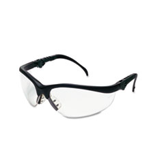 COU ** Klondike Plus Safety Glasses, Black Frame, Clear Lens at Sears.com