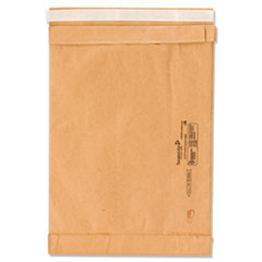 Jiffy Padded Mailer, #4, 9 1/2 x 14 1/2, Natural Kraft, 100/Carton