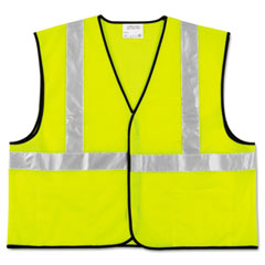COU ** Class 2 Safety Vest, Fluorescent Lime w/Silver Stripe, Polyester, 2X at Sears.com