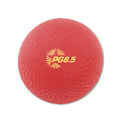 """BALL,8.5"""" PLAYGROUND ,RD"""