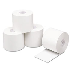 """Direct Thermal Printing Thermal Paper Rolls, 2 1/4"""" x 400 ft., White, 24/Carton"""