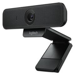 C925e Webcam, 1080p, Black