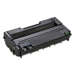 406989 Toner, 6400 Page-Yield, Black