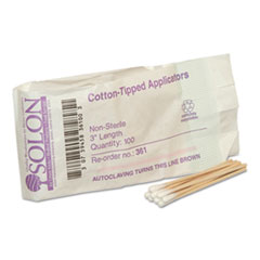 FIRST AID,COTTON TIP APP