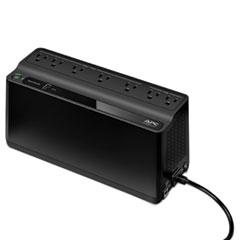 Smart-UPS 600 VA Battery Backup System, 7 Outlets, 490 J
