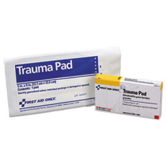"FIRST AID,5X9"",TRAUMA PAD"