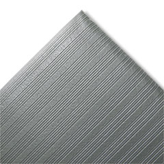 MotivationUSA * Ribbed Anti-Fatigue Mat, Vinyl, 27 x 36, Gray at Sears.com