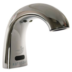 One_Shot_Soap_Dispenser_-_Touch_Free_Polished_Chrome_2.8_lbs