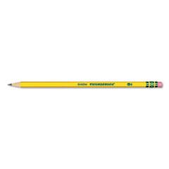 Pre-Sharpened Pencil, HB, #2, Yellow, Dozen