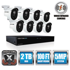 Security & Survelliance Systems and Accessories