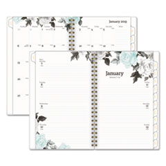 TEA TIME WEEKLY/MONTHLY PLANNER, 4 7/8 X 8,