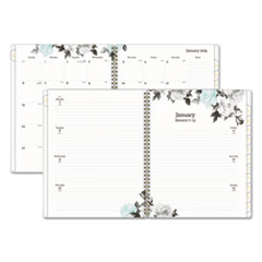 TEA TIME WEEKLY/MONTHLY PLANNER, 8 1/2 X 11,