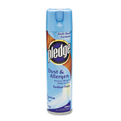 Pledge Dust and Allergen, Outdoor Fresh, 12 oz. CFC-Free Aerosol at Sears.com