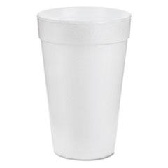 MotivationUSA * Drink Foam Cups, 16 oz., White, 40 Bags of 25/Carton at Sears.com