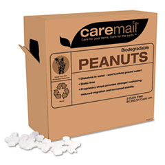 CareMail Dissolving Peanuts, 3 Cubic Feet
