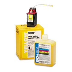 21998900 Go+ Ink, Yellow