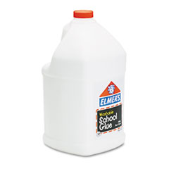 Washable School Glue, 1 gal, Liquid