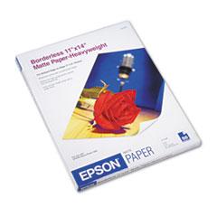 Premium Matte Presentation Paper, 45 lbs., 11 x 14, 50 Sheets/Pack