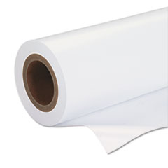 "Premium Luster Photo Paper, 3 Core, 24"" x 100 ft, White"