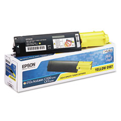S050187 Toner, Yellow