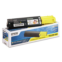 S050191 Toner, Yellow