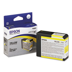 T580400 UltraChrome K3 Ink, Yellow