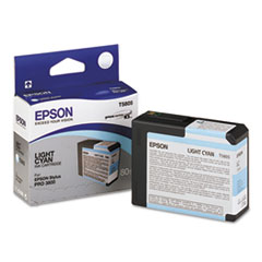 T580500 UltraChrome K3 Ink, Light Cyan