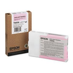Epson T6056 Vivid Light Magenta Ink Cartridge, Epson T605600
