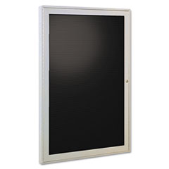 Enclosed Letterboard, 36 x 24 GHEPA13624BBK