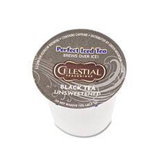 Unsweetened Black Iced Tea K-Cups, 24/Box