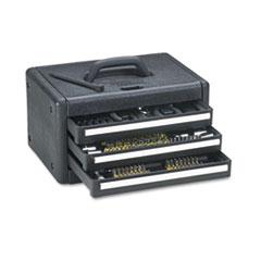 Essentials Home & Garage Tool Kit, 205-Pieces w/3 Drawer Case GNSGN205